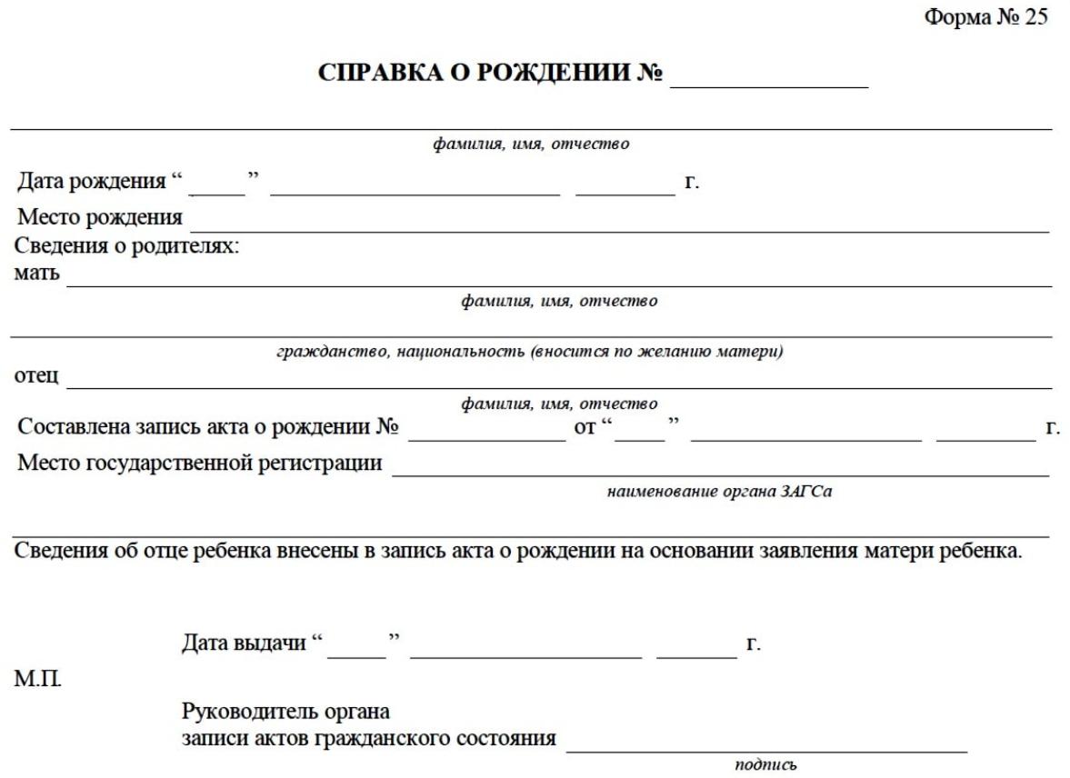 kak poluchit status materi-odinochki ili otca-odinochki v rossii spisok dokumentov oformlenie