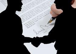 Взыскание долга с заемщика поручителем