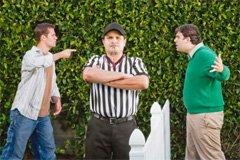 Споры с соседями по земельному участку, возникающие при проведении его межевания