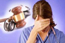 Врачебная ошибка - какая ответственность грозит врачу за причинение вреда пациенту