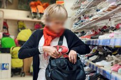 Доказательства кражи в супермаркете для суда