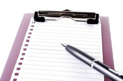 Расписка об оказе о претензии