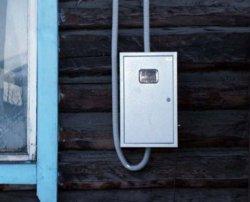Замена счетчика электроэнергии на даче