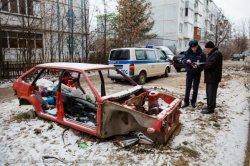 Что делать если во дворе стоит брошенная машина? — ЖКХакер