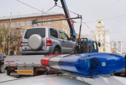 Эвакуировали машину: не платите за эвакуатор