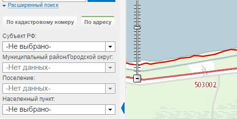 Изображение - О нюансах правильного использования кадастровой карты rasshirennyj_poisk_po_adresu